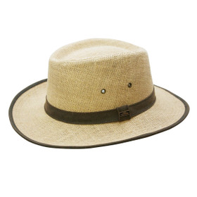 Conner - Hemp Sun Hat - Full View