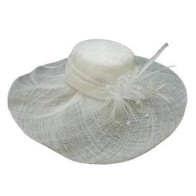 Conner - Powder Puff Derby Hat - Full View