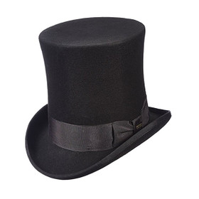 Dorfman Pacific - Tall Top Hat - Full View
