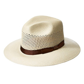 Dorfman Pacific - Outback Panama Hat - Full View