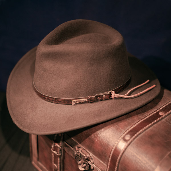low cost dorfman pacific indiana jones outback hat stock image d9608 6e495 955c6018b2b