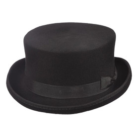 Scala - Low Crown Top Hat