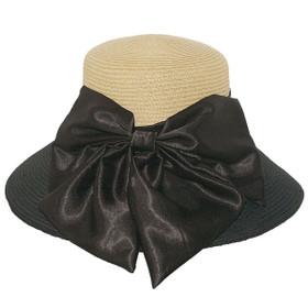 Karen Keith - Two Tone Lampshade Hat