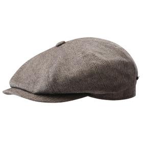 Stetson - Luxury Hatteras Cap in Brown