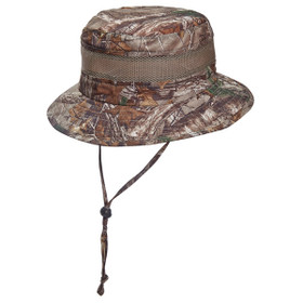 Stetson - Real Tree™ No Fly Boonie Hat