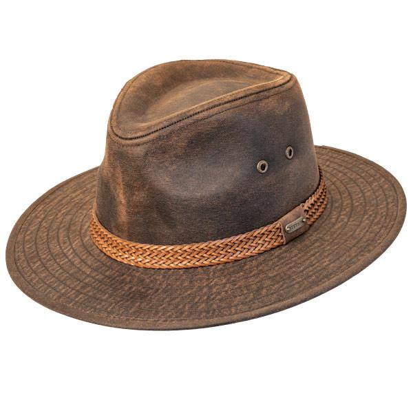 Stetson - Distressed Outdoor Boonie Hat -