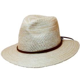 Kooringal - Josie Crochet Safari Hat in Natural