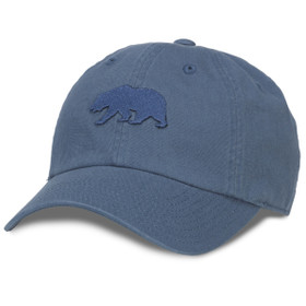 American Needle - Cali Cap Baseball Hat Blue