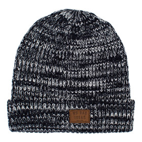 No Bad Ideas - Ryo Cuffed Beanie Black