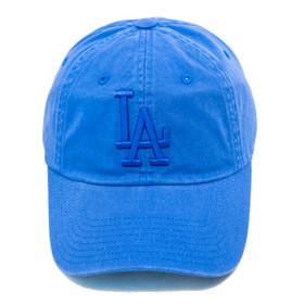American Needle - LA Dodgers Distressed Cotton Baseball Cap