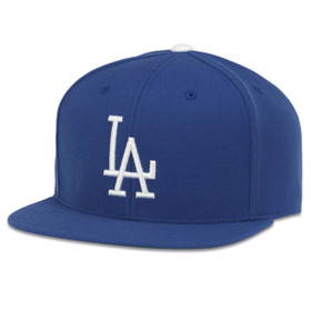 American Needle - LA Dodgers Flat Brim Baseball Cap