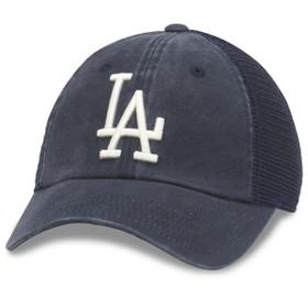 American Needle - LA Dodgers Distress Mesh Baseball Cap