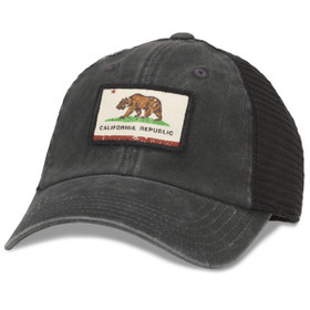 American Needle - Vintage Cali Flag Baseball Cap aad8a8d8bfc6