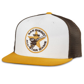 American Needle - San Diego Padres Two-Tone Snapback Baseball Cap