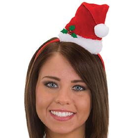 Jacobson - Santa Hat Headband