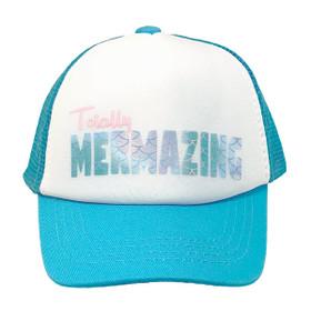 Grom Squad - Totally Mermazing Toddler Trucker Hat