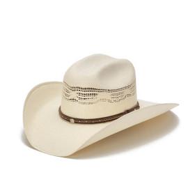 Stampede Hats - 50X Bangora Mini Concho Cowboy Hat - Front Angle