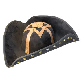 Elope - Disney Pirates of the Caribbean Deadman's Captain Hat