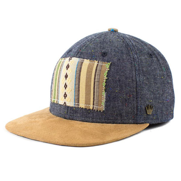 No Bad Ideas Bane Snapback Hat - Style