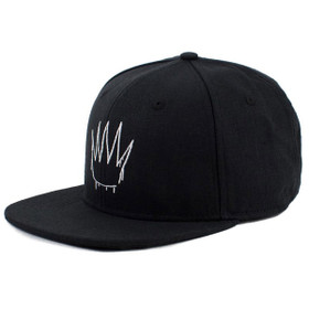 No Bad Ideas Crown Snapback Hat - Style