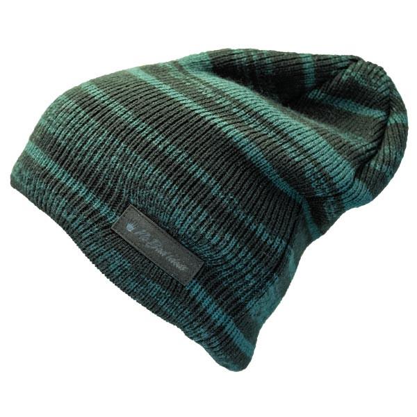 No Bad Ideas - Hawk Fleece Lined Beanie Hat - Side