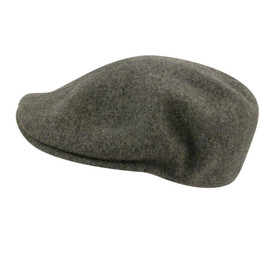 Kangol - Wool 504 Flannel Left Side