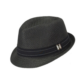 Peter Grimm - Fragile Fedora Hat Black