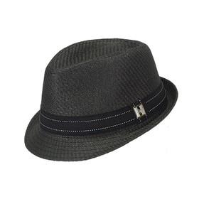 Peter Grimm - Fragile Fedora Hat Black
