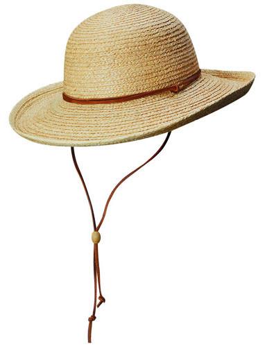 Scala - Raffia Braid Sun Hat