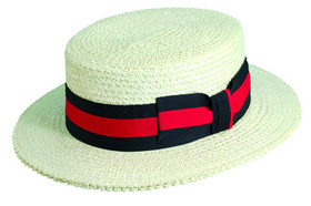 Scala - Boater Hat