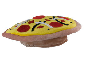 Jacobson -Pizza Hat - Side