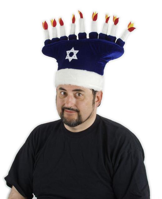 Elope - Happy Chanukah Hat