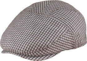 Henschel - Black Checkered Ivy Cap