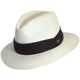 Scala - Toyo Safari Panama Hat - Style