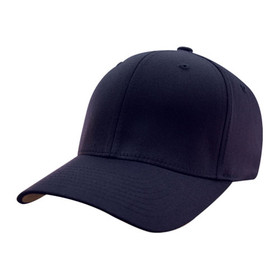 Flexfit - Navy Wooly Combed Twill Cap