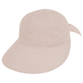 Kooringal - Ladies Bow Cap Natural Front