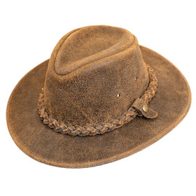 Henschel Outback Leather Hat -