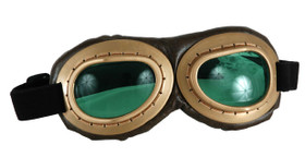 Elope - Gold Aviator Goggles