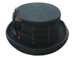 Cov-ver - Victorian/Steampunk Topper (Front)