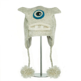 KnitWits - Sven the Monster Hat