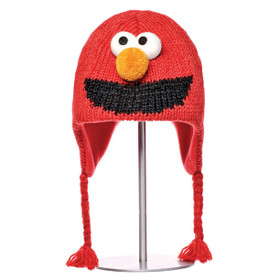Knitwits - Sesame Street Elmo Hat