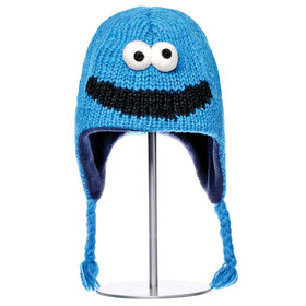 Knitwits - Cookie Monster Hat