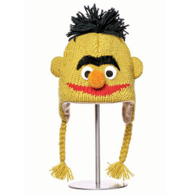 Knitwits - Sesame Street Bert Hat