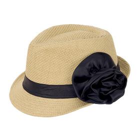 Peter Grimm - Natural Tokyo Fedora Hat