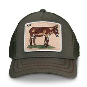 Goorin - Donkey Baseball Cap - Front