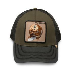 Goorin - Wild Beaver Baseball Cap - Front