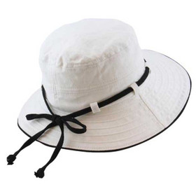 California Hat Company - Cotton Mid Brim Sun Hat