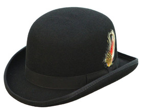 Kenny K - Low Crown Derby Hat
