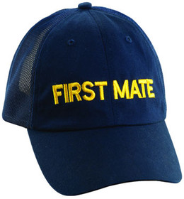 Dorfman Pacific - First Mate Baseball Cap