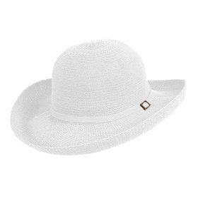 Kooringal - White Treetops Poly Up Brim Hat